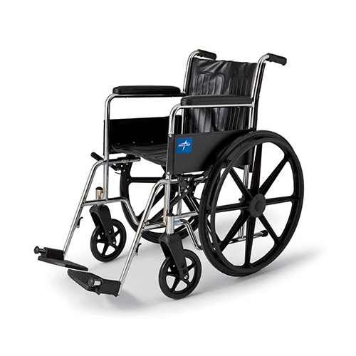 "Medline 18"" Wheelchair"