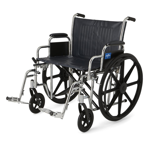 "Medline 22"" Wheelchair"