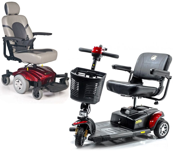 5 Reasons to consider a mobility scooter or power chair